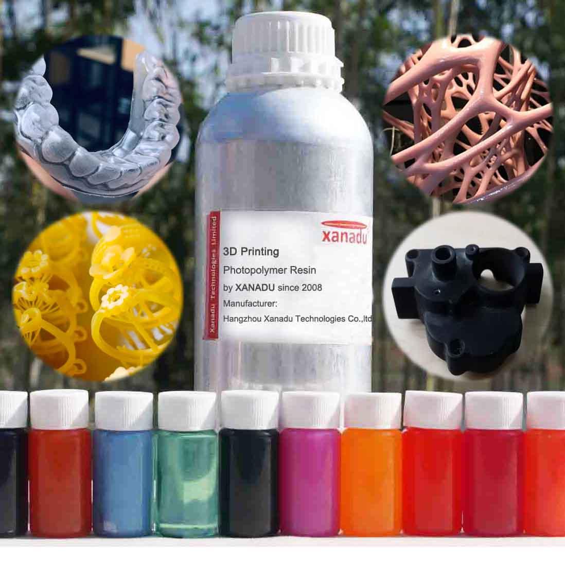 Photopolymer For 3D Printer